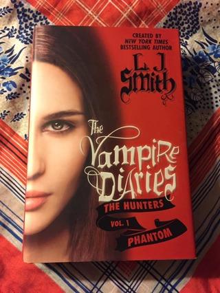The Vampire Diaries Volume 1: The Hunters: Phantom