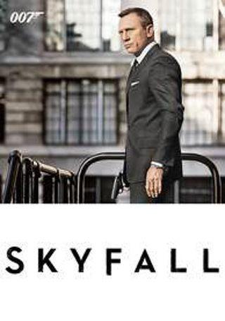 Digital Code - Skyfall