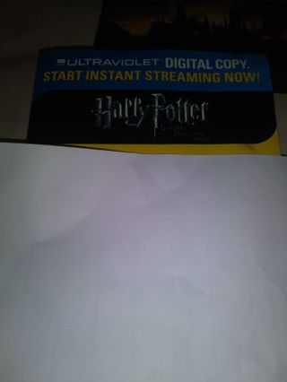 Harry Potter and The Deathly Hallows pt. 2