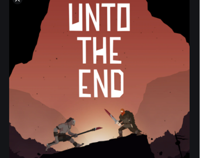 run, sale only 7 days!!! Unto The End steam key