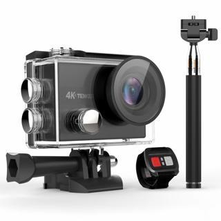 TENKER 4K Action Camera