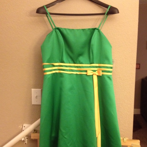 Free: John Deere Green Bridesmaid Dress - Other Clothing - Listia ...
