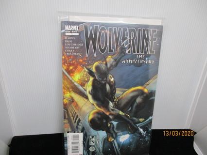WOLVERINE #1 - THE ANNIVERSARY