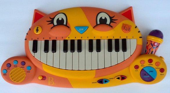 B. Meowsic Mini Piano