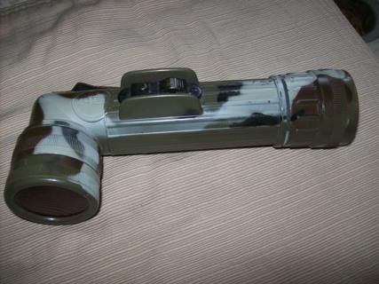 FULTON  MX-991/U G.I. ANGLEHEAD FLASHLIGHT