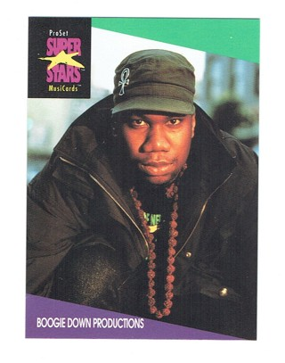 ProSet Superstars Musicards Boogie Down Productions
