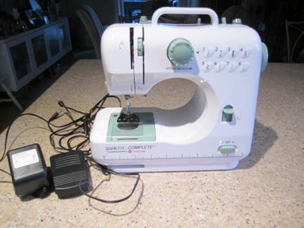 Free QuickFix Complete The Machine Mender By Singer Sewing Best Where Can I Get My Singer Sewing Machine Fixed