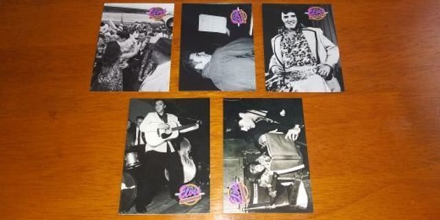 1992 The River Group Elvis Presley SERIES ONE Trading Cards