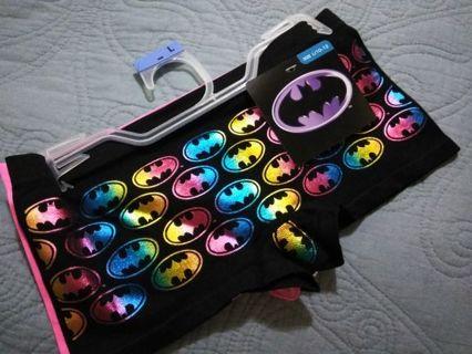 Girl Batman underwear