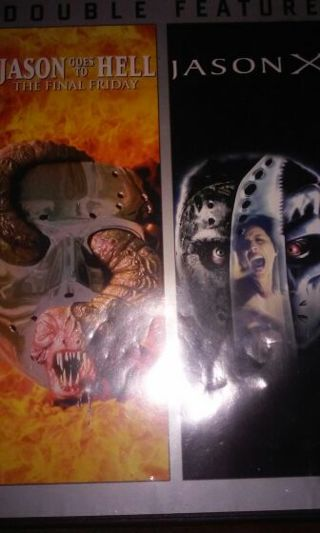 THINK CHRISTMAS. FREE SHIPPING IN USA. JASON DOUBLE FEATURE