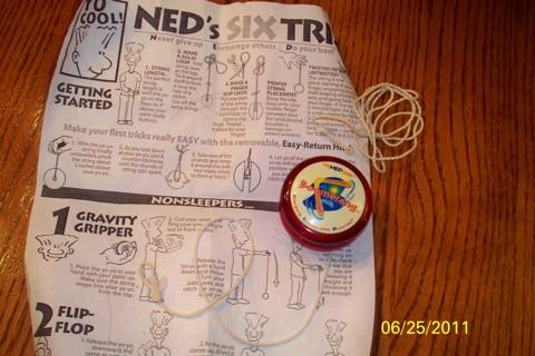 Free: The Ned Show Boomerang Yo Yo - Other Toys & Hobbies ...