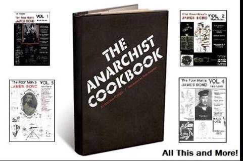 anarchist cook book