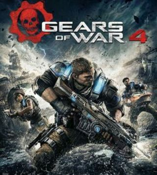 Gears of War DLC code (Zombie Lancer)