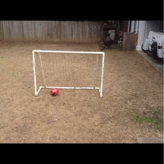 DIY - Durable Cheap PVC Soccer Goal