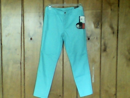"""NWT STYLE & CO. TUMMY CONTROL ANKLE PANT"""