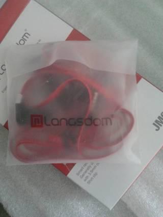 Langdom JM02 Super Bass Sound headset 3.5mm