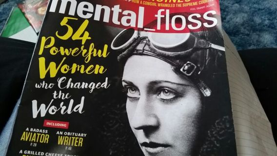 Welcome to our Mental Floss Magazine list. We sell Back Issues, Used Magazines, Past Issues and Old Mags at competitive prices, we ship to most of the free world.
