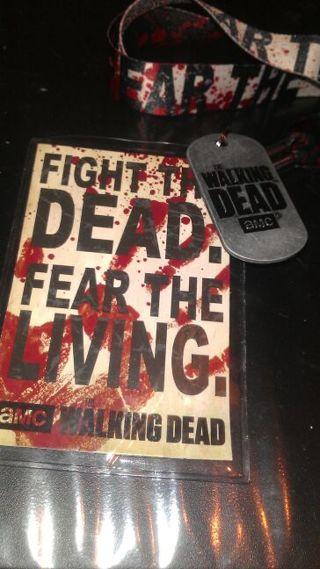 The walking dead. Please read.