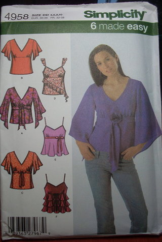 Free 6 Boho Style Topsblouses Sewing Pattern Sewing Listia