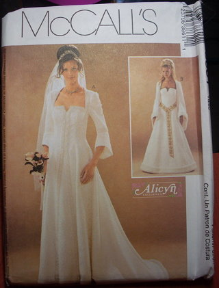 Free: WOW! Renaissance Wedding Gown Dress Sewing Pattern! - Sewing ...