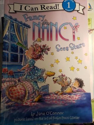 Set of Fancy Nancy books: 8