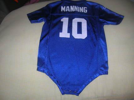 sale retailer f646e 42904 Free: ***ELI MANNING (#10) NY GIANTS INFANT JERSEY*** - Baby ...