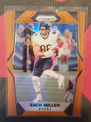 2017 Prizm Zach Miller #d 148/275