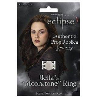 Authentic Prop Replica Moonstone Ring Jewelry from Twilight NEW FREE SHIPPING!