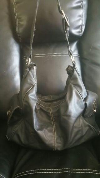 Black Mondani Handbag Ious Hobo Purse Gin Bonus