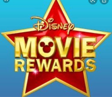 Disney movie reward for Captain Marvel from blu ray