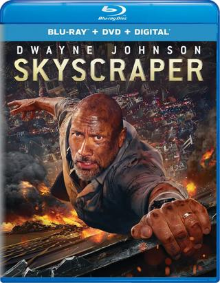 Skyscraper (Digital HD Download Code Only) **Dwayne 'The Rock' Johnson** **Neve Campbell**