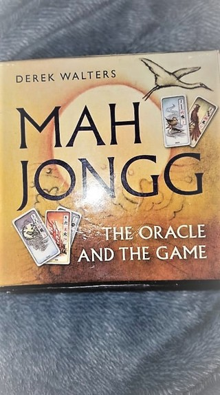 Rare Mah Jongg Oracle Card Fortune Telling Cards Retail up to $1000.00 Rare hard to Find