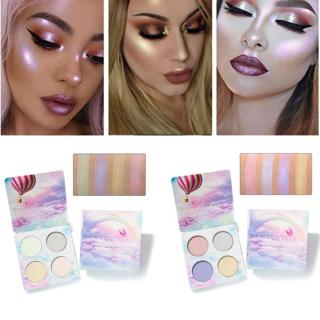 Eye Shadow Pressed Glitter Makeup Palette Shimmer Matte Pigmented HS &E
