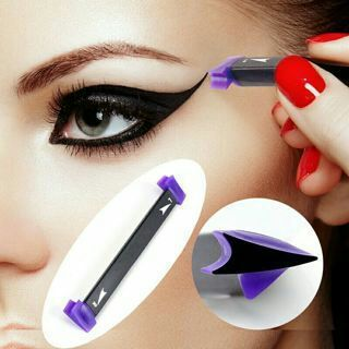 Two Sides Eyeliner Stamp Tool