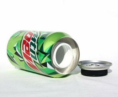 **~ 1 Mountain dew safe STASH CAN ~**