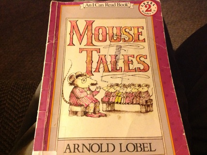 MOUSE TAILS by ARNOLD LOBEL