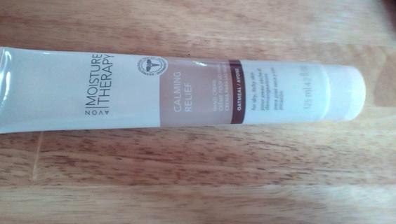 Avon Calming Relief Hand Cream (4.2 floz): New 1 of 2