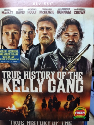 TRUE HISTORY of the KELLY GANG  (( RUSSELL CROWE ))