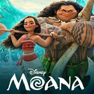 Moana HD Google Play Digital Code