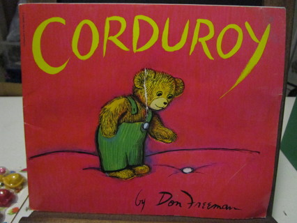 Corduroy - by Don Freeman
