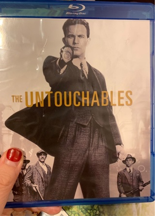 The Untouchables (1987) Blu Ray Mafia Movie
