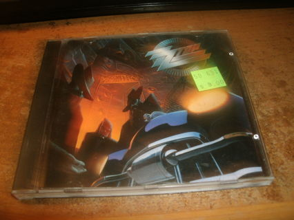 used cd-zz top-recycler-1990-rock-vg