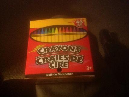 48 CRAYONS