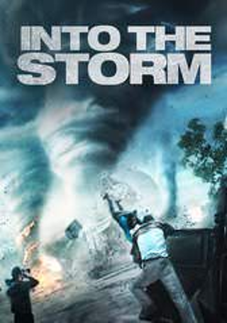 "Into the Storm ""HDX"" Digital Movie Code Only UV Ultraviolet Vudu MA"