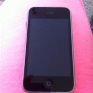 iPhone 3G For Parts Read Disctruption