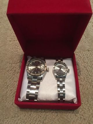 His And Hers Watch Sets >> Free Rolex His And Hers Watch Set Free S H Please Read