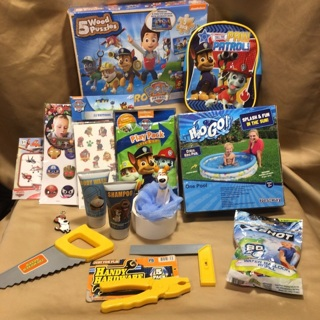 Over $40 Worth of Gifts for Toddlers Pool Tools Puzzles + MORE!!