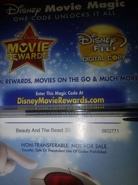 Disney Movie Rewards codes can be found on select Disney DVDs, Blu-rays, and CDs. Just look for the Disney Movie Rewards sheet within the sleeve and you'll find a code that you can enter on the website.