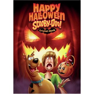 Brand New Happy Halloween Scooby-Doo! Original Movie 2020 release