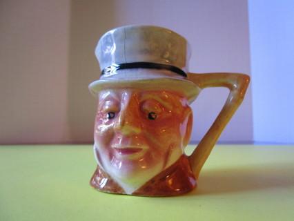 Miniature Toby Style Mug